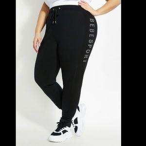 Bebe Plus Jogger Sweatpants sz 3X NEW # S709